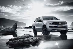 Volkswagen komt met Amarok Dark Label