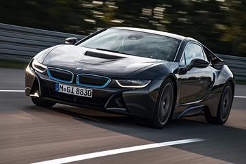 BMW i8 verkoopt boven verwachting