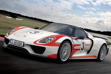 Porsche 918 Spyder blijkt nog sneller dan gedacht