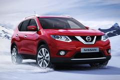 En Nissan noemt z'n nieuwe cross-over...X-Trail