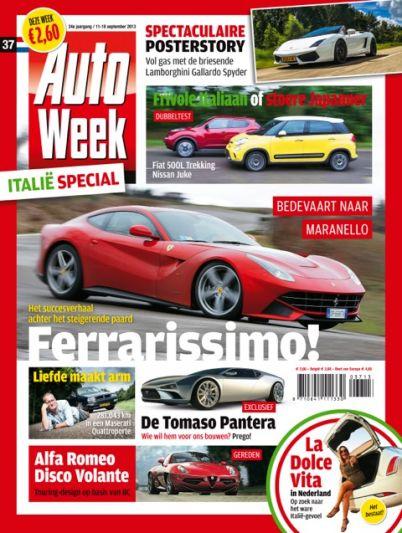 AutoWeek 37 2013