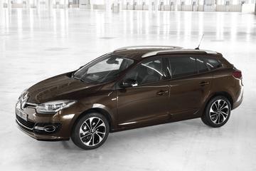 Renault Mégane Estate dCi 110 Bose (2015)