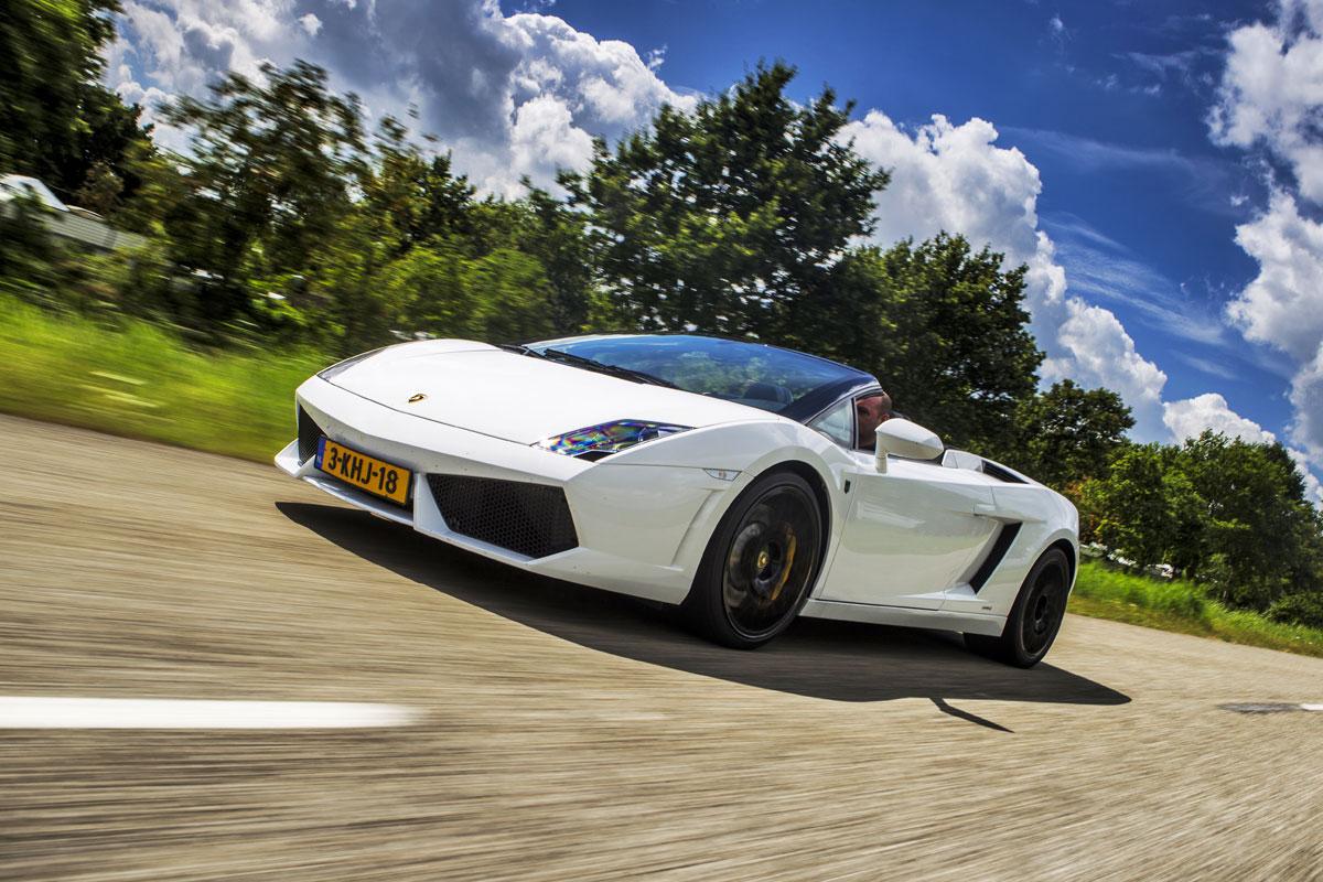 Lamborghini Gallardo Spyder LP 560-4
