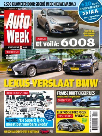 AutoWeek 38 2013