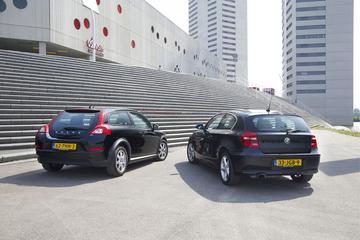 BMW 118i - Volvo C30 2.0
