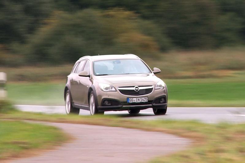 Rij-impressie - Opel Insignia Country Tourer