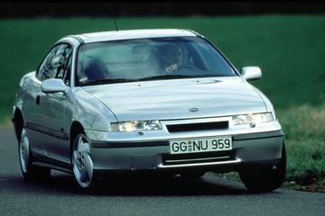 VriMiBolide: Opel Calibra Turbo