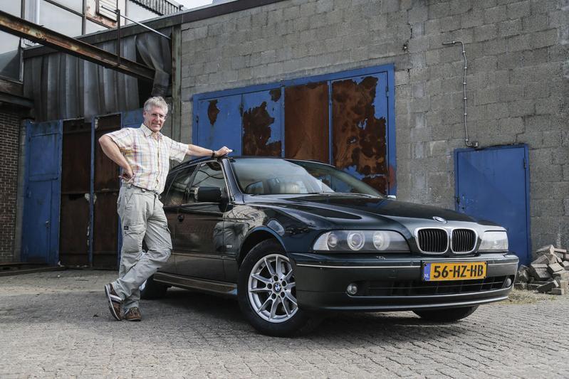 Klokje Rond - BMW 530d Touring