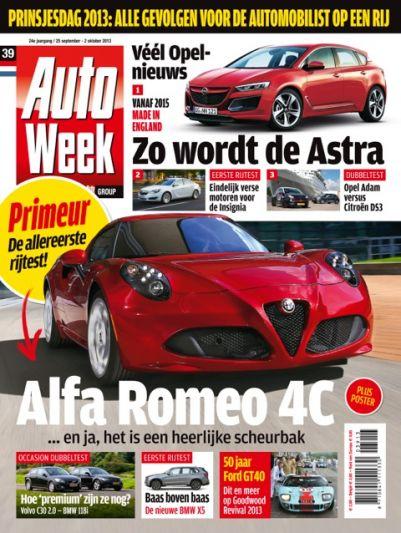 AutoWeek 39 2013