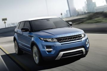 Land Rover-actiepakketten op Evoque en Freelander