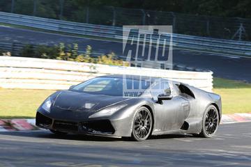 'Lamborghini Gallardo opvolger heet Huracán'
