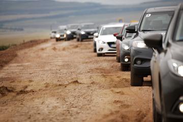 Met de Mazda 3 door Siberië (slot)