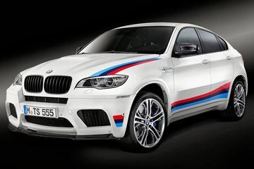 BMW X6 M gaat op zijn strepen staan