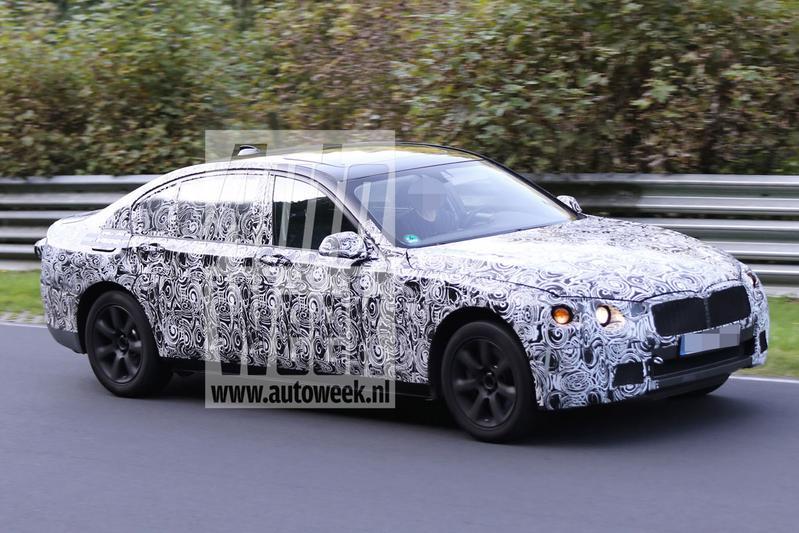 'BMW 7-serie eerste met modulaire zescilinder'