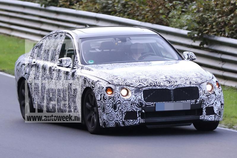 'Nieuwe BMW 7-serie krijgt M7 in line-up'