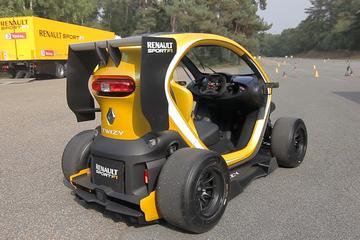 Rij-impressie Renault Twizy RSF1