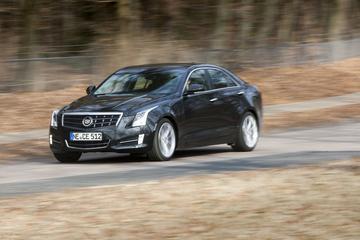 Cadillac ATS 2.0 T Elegance (2013)