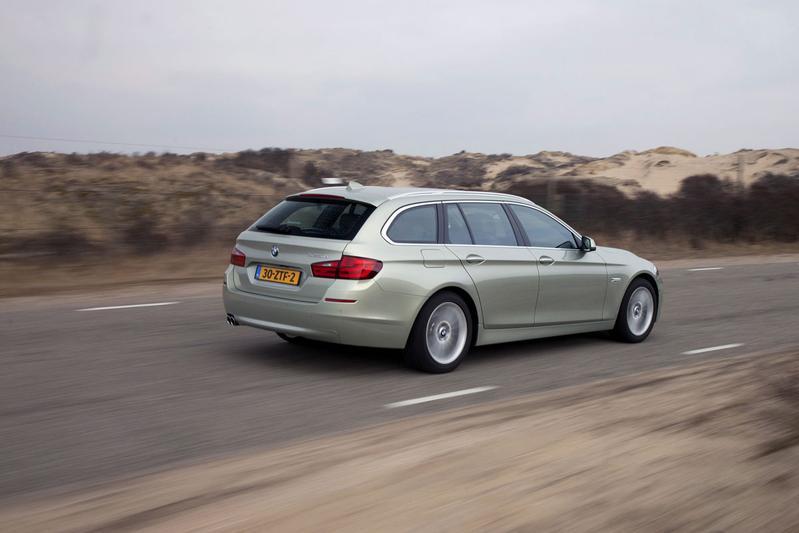 BMW 525d Touring High Executive (2013)