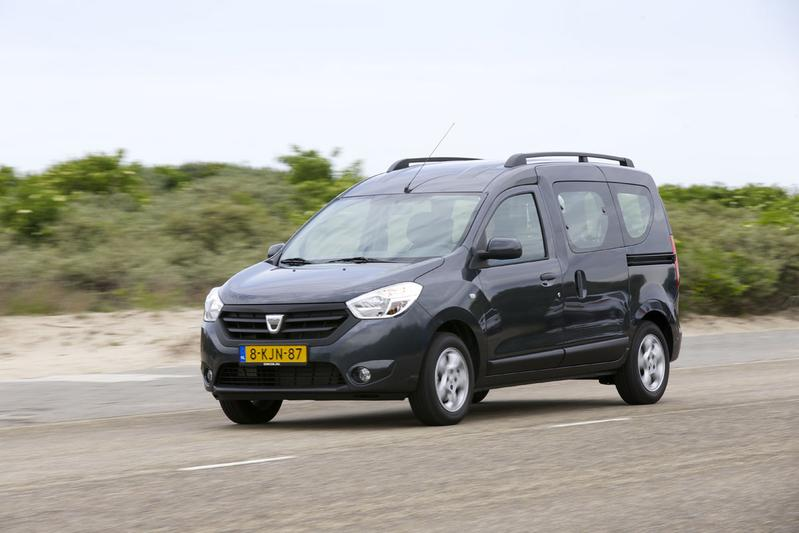 Dacia Dokker TCe 115 Lauréate (2013)