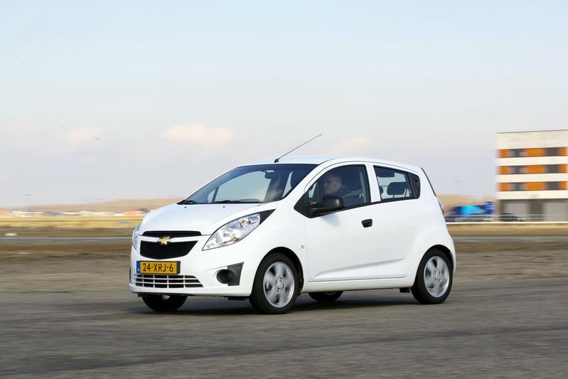 Chevrolet Spark 1.0 LS BiFuel (2013)