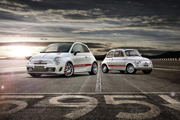 Nostalgie: Abarth 595 50th Anniversary