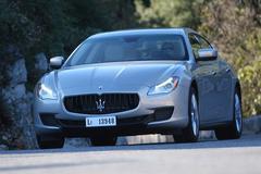 Vrouwenauto: Maserati Quattroporte