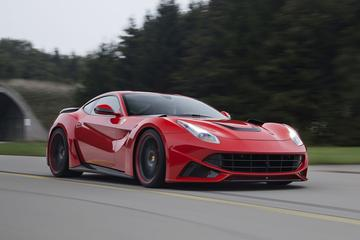 Uitgesmeerd: Ferrari F12 Berlinetta van Novitec