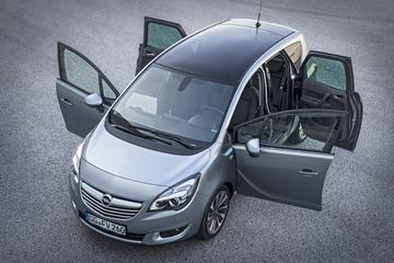 Vernieuwde Opel Meriva krijgt lagere prijzen