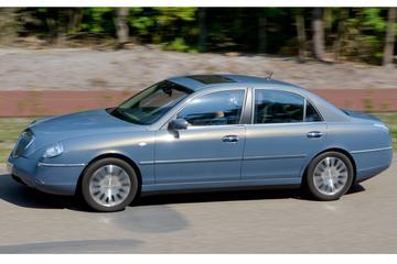 AutoWeek Top 50: Lancia Thesis