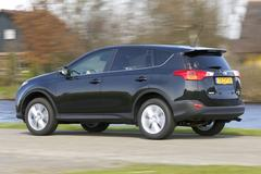 Toyota RAV4 2.0 VVT-i 4WD Executive Business
