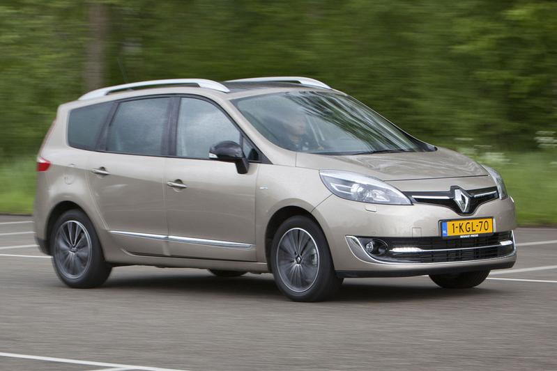 Renault Grand Scénic TCe 130 Energy Bose 7P (2013)