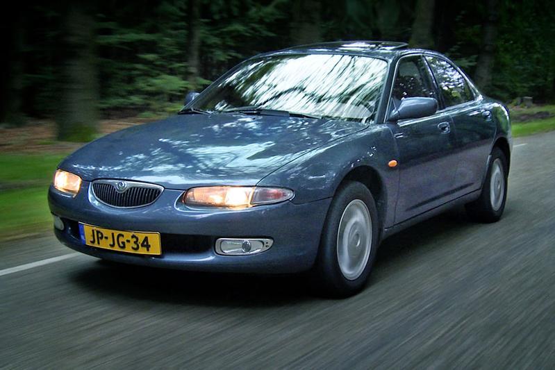 Klokje Rond - Mazda Xedos 6 2.0i V6