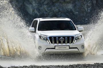 Nieuwe diesel voor Toyota Land Cruiser