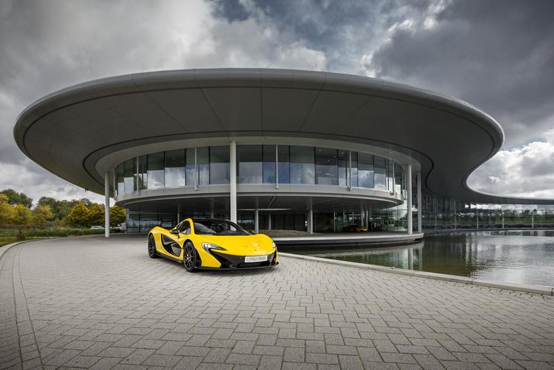 McLaren haalt neus op voor SUV