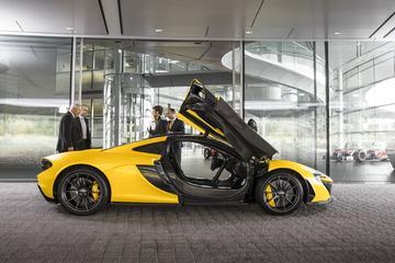McLaren sluit wachtlijst P1