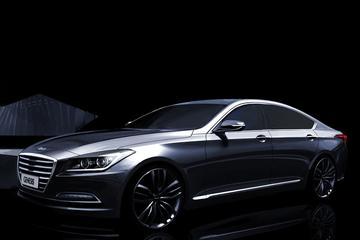 Dit is de nieuwe Hyundai Genesis
