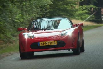 Klokje Rond - Tesla Roadster