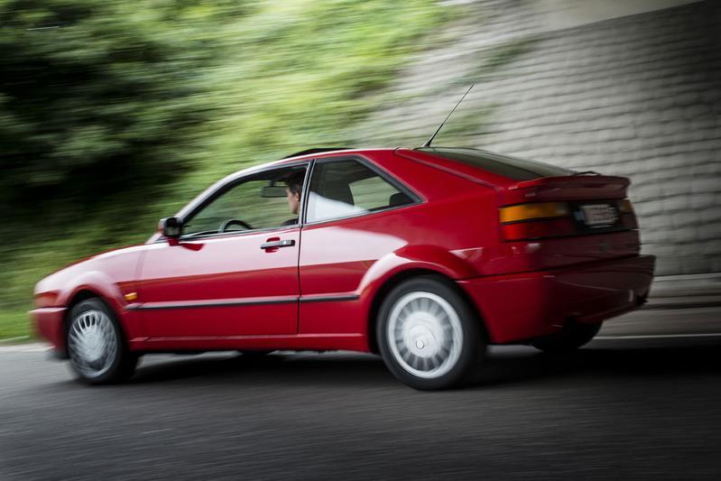 Klokje Rond - Volkswagen Corrado