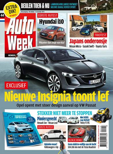 AutoWeek 44 2013