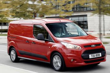 Gereden: Ford Transit Connect