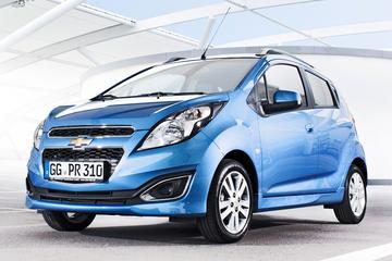 Chevrolet frist Spark-programma op