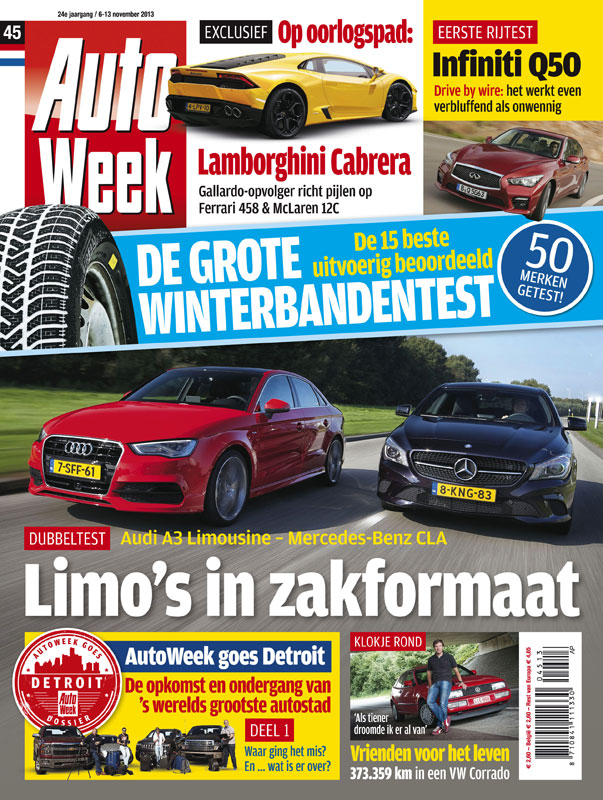 AutoWeek 45 2013
