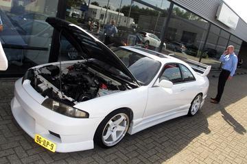 Lastige inruilers: Getunede Nissan Skyline 2.5 - 1996