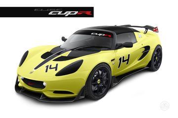 Britse bochtenridder: Lotus Elise S Cup R