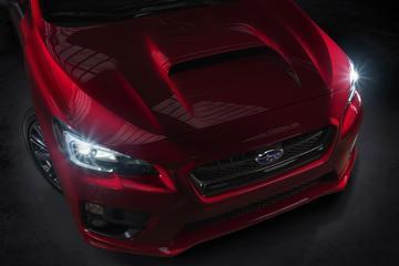 Subaru laat eerste afbeelding WRX los