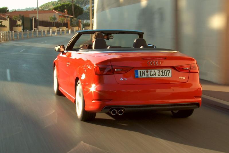 Rij-impressie - Audi A3 Cabriolet