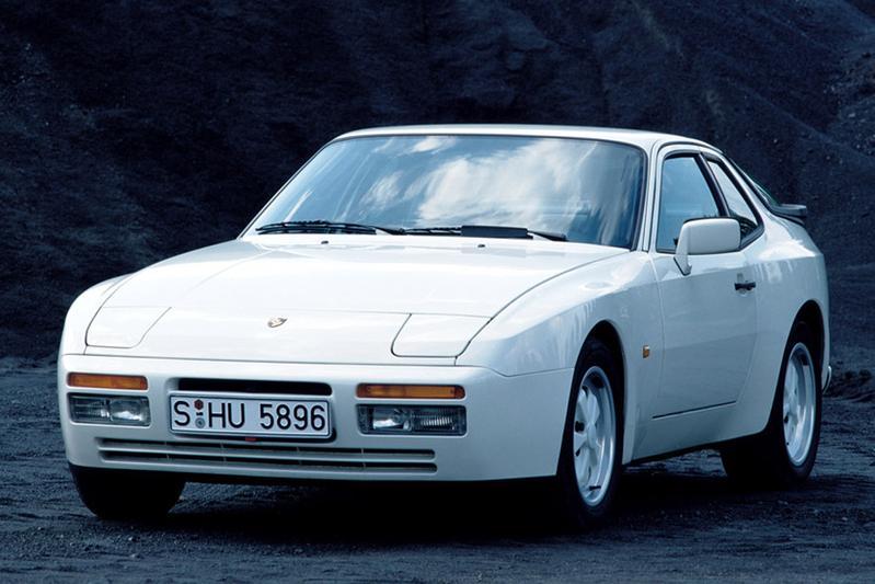 Porsche 944 Turbo (1990)