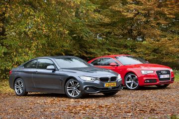 BMW 4-serie versus Audi A5