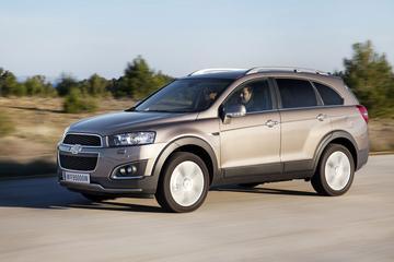 Chevrolet beperkt gamma Captiva tot één versie