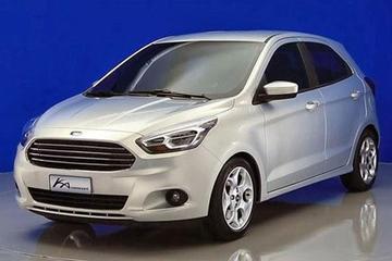 Gelekt: Ford Ka Concept